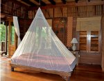 Cocoon Travel Net Single Insect Shield
