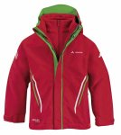 VAUDE Kids Campfire 3in1 Jacket