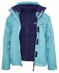 Adidas Womens HT 3in1 CPS Fleece Jacket