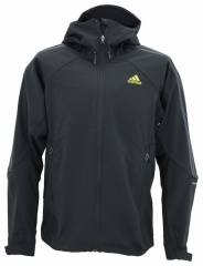 Adidas Männer Terrex Swift Hooded Soft Shell Jacket