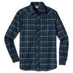 Jack Wolfskin Basic Flannel Shirt