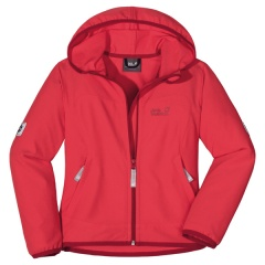 Jack Wolfskin Girls Turbulence Jacket