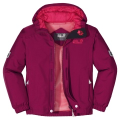 Jack Wolfskin Girls Highland grape