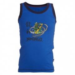LEGO wear Uno 950 Ninjago Unterwäsche forest blue - Größe 104 Kinder