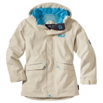 Jack Wolfskin Girls Queensland