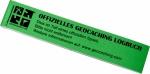CacheQuarter Logbuch PETling (6er Set)