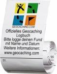 CacheQuarter Logsheets Nacro (6pcs)