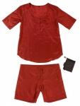 Cocoon Womens Adventure Nightwear Shirt und Short