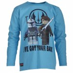 LEGO wear Thor 156 T-Shirt Long Sleeve, Star Wars I�ve got your back