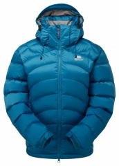 Mountain Equipment Lightline Jacket Womens lagoon blue - Größe 12 UK Damen 000149