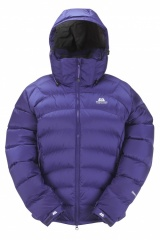 Mountain Equipment Lightline Jacket Womens indigo - Größe 12 UK Damen 000149