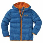 Jack Wolfskin Kids Hooded Icecamp Jacket