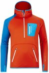 Ortovox Fleece Merino Zip Neck Hoody