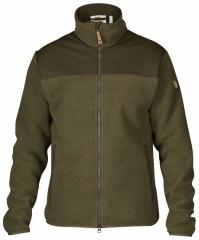 Fjäll Räven Fjällräven Forest Fleece Jacket tarmac - Größe XXXL
