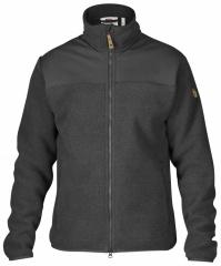 Fjäll Räven Fjällräven Forest Fleece Jacket dark grey/dark grey - Größe M