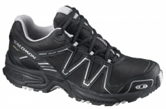 Salomon Caliber GTX Women black/black/alu - Größe 6,5UK L30798400