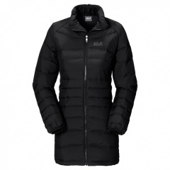 Jack Wolfskin Helium Down Coat black - Größe XL