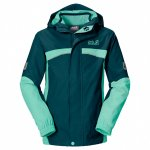 Jack Wolfskin Girls Topaz Winter Jacket