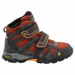 Jack Wolfskin Boys Volcano Mid Texapore VC