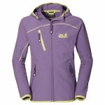 Jack Wolfskin Rock Me Softshell Jacket Girls