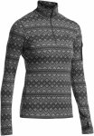 Icebreaker Vertex LS Half Zip Icon Fairisle Women