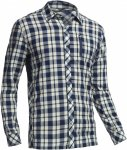 Icebreaker Compass LS Shirt Plaid