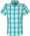 The North Face Womens Short Sleeve Boulder Penelope Woven