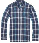 Icebreaker Compass II LS Shirt Plaid