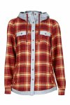 Marmot Womens Reagan Flannel Long Sleeve