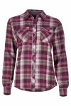 Marmot Womens Bridget Flannel Long Sleeve
