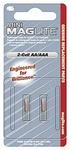 Maglite Ersatzbirnen AA und AAA ,  2er Set