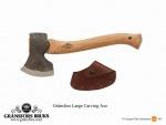 Gr�nsfors Swedish Carving Axe
